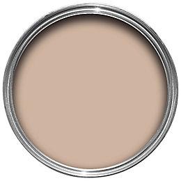 B&Q Beige Silk Emulsion Paint 2.5L