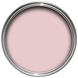 B&Q Pink Silk Emulsion paint 2.5L