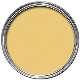 Colours One coat Summer yellow Gloss Wood &