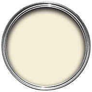 Colours Milky white Gloss Wood & metal paint 0.75L