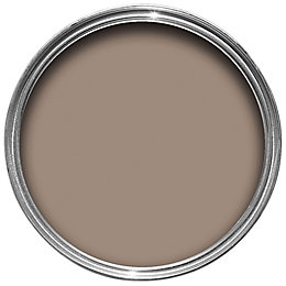 Colours Soft wholemeal brown Smooth Masonry paint 0.05L