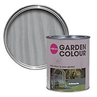 Colours Garden Anthracite Matt Woodstain 0.75L