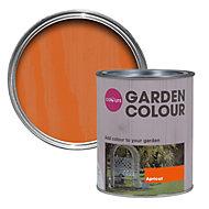 Colours Garden Apricot Matt Woodstain 0.75L
