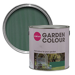 Colours Garden Fir Matt Paint 2.5L