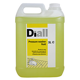 Diall External Pressure Washer Detergent 5L
