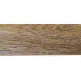 B&Q Oak Effect Floor Threshold 90 cm