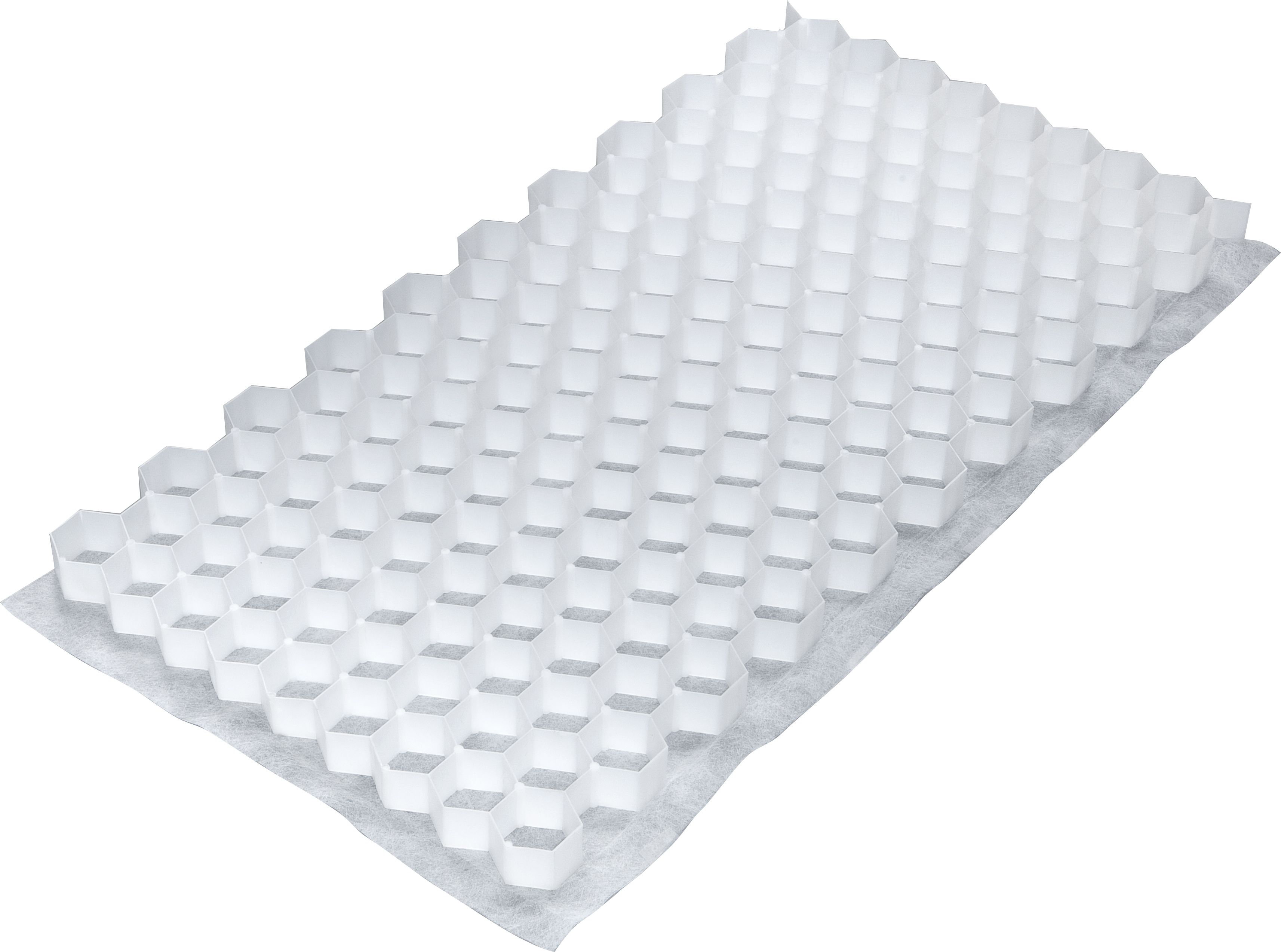 Diall Plastic Pathway Gravel Support Mat Departments