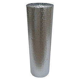 Diall Radiator Reflector Roll, (L)7.5M (W)0.6 M (T)4mm