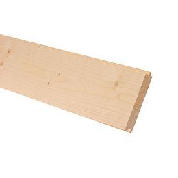 Diall Flooring (L)4200mm (W)119mm (T)18mm