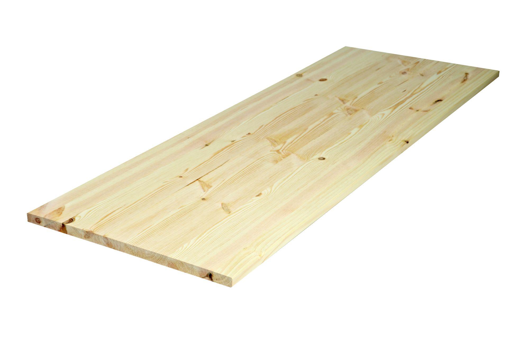 Spruce Furniture Board L 1150mm W 300mm T 18mm