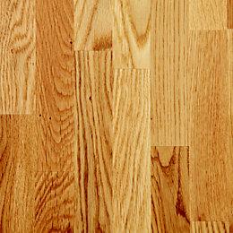Diall Oak Furniture Board (L)850mm (W)200mm (T)18mm