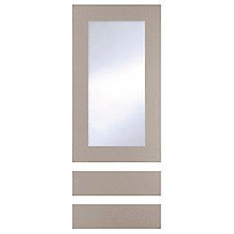 Cooke & Lewis Carisbrooke Taupe Dresser Door &
