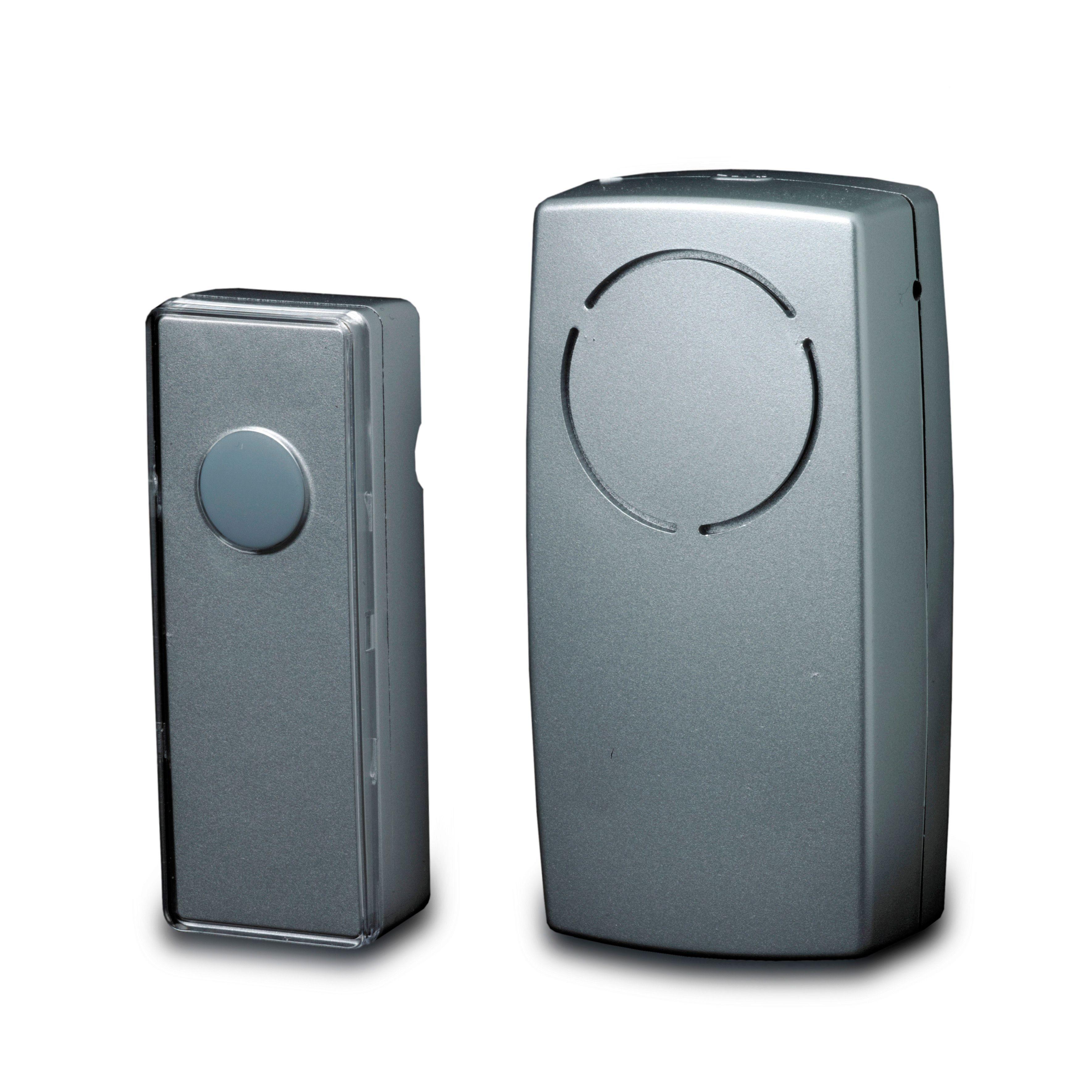Blyss Wireless Door Bell Kit   Departments   DIY at B&Q
