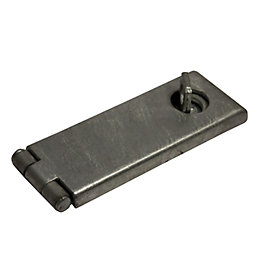 Blooma Steel (L)178mm Hasp & staple