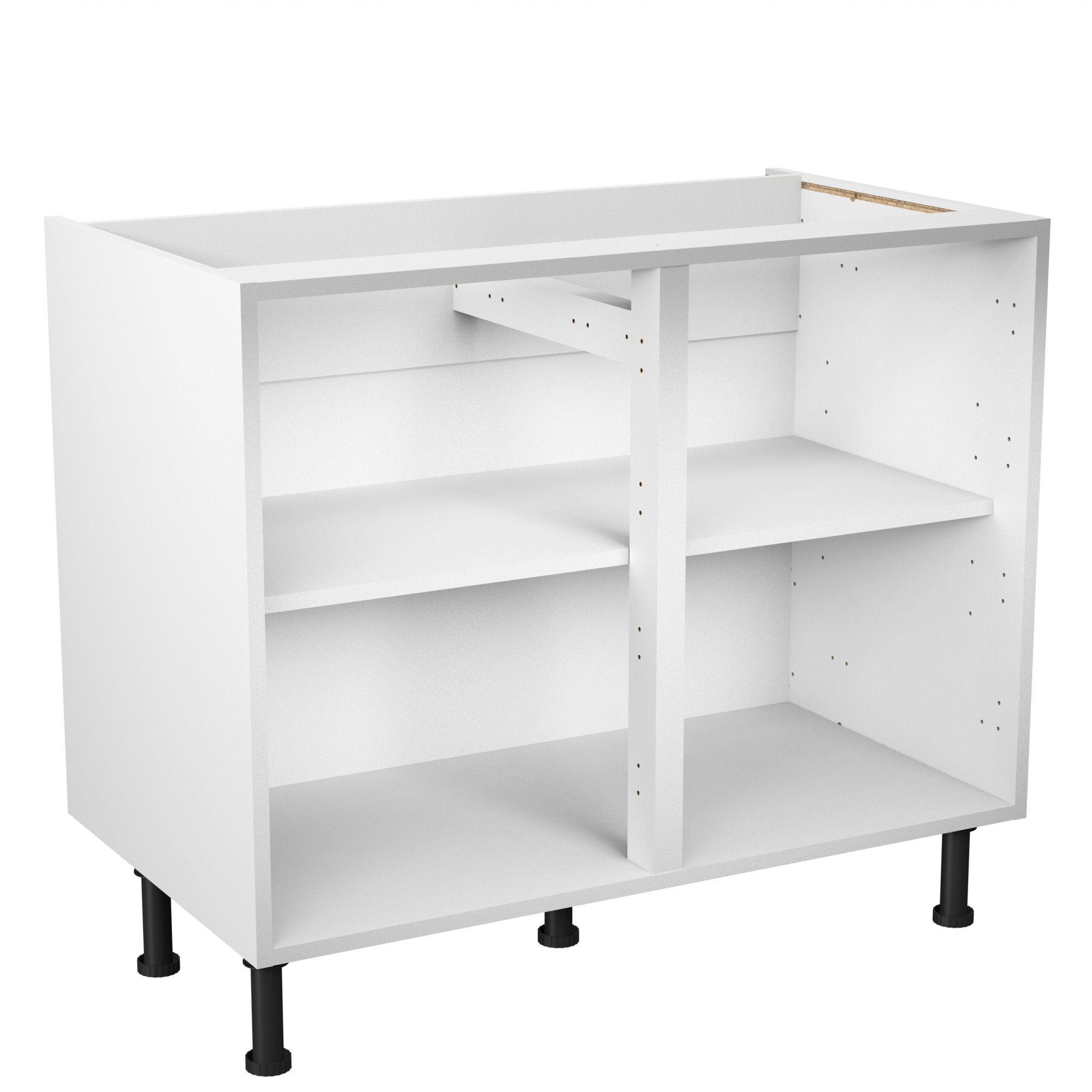 Cooke Amp Lewis Clic White Standard Base Cabinet Unit