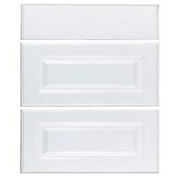 IT Kitchens Chilton Gloss White Style Drawer front