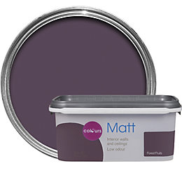 Colours Standard Forest Fruits Matt Emulsion paint 2.5L