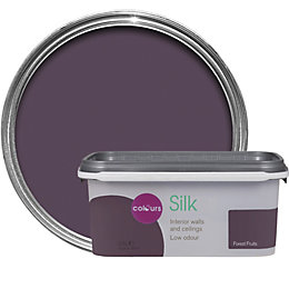 Colours Standard Forest fruits Silk Emulsion paint 2.5L