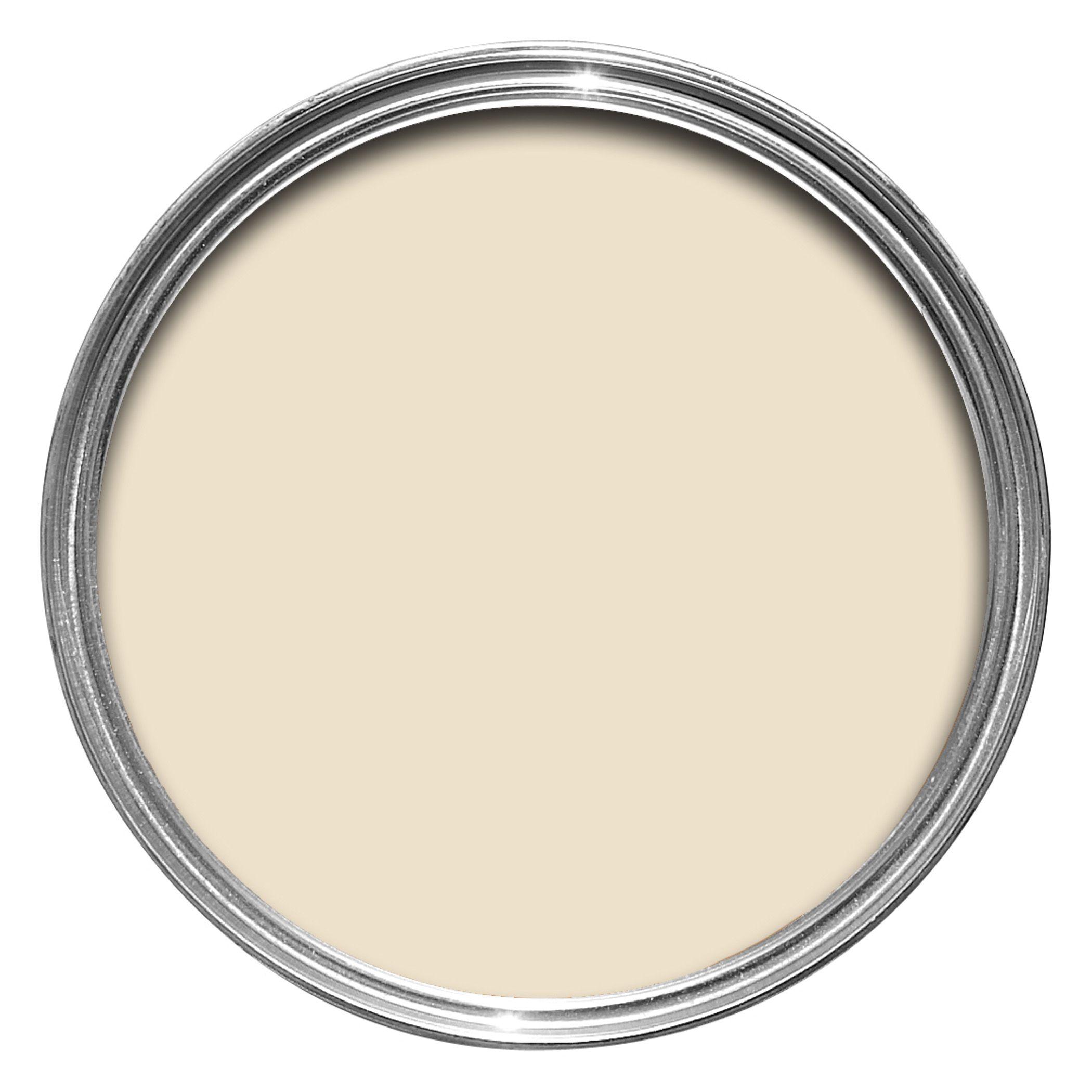 colours standard ivory matt emulsion paint 2 5l. Black Bedroom Furniture Sets. Home Design Ideas