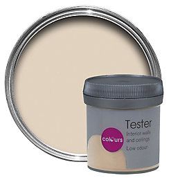 Colours Tester Soft Coffee Matt Emulsion Paint 0.05L