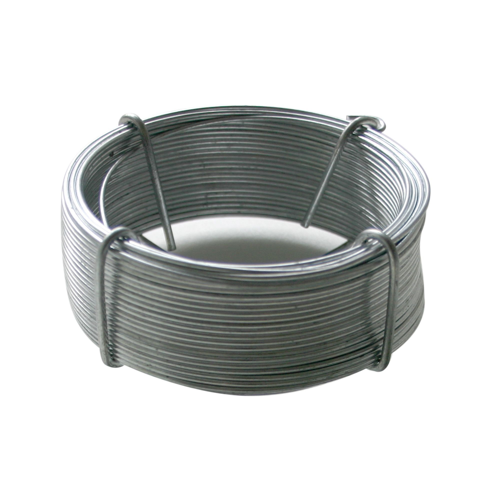 Gardman Galvanised Steel Garden wire (L)50m | Departments | DIY at B&Q