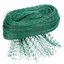 Green HDPE Wire mesh (W)4 m (L)6m