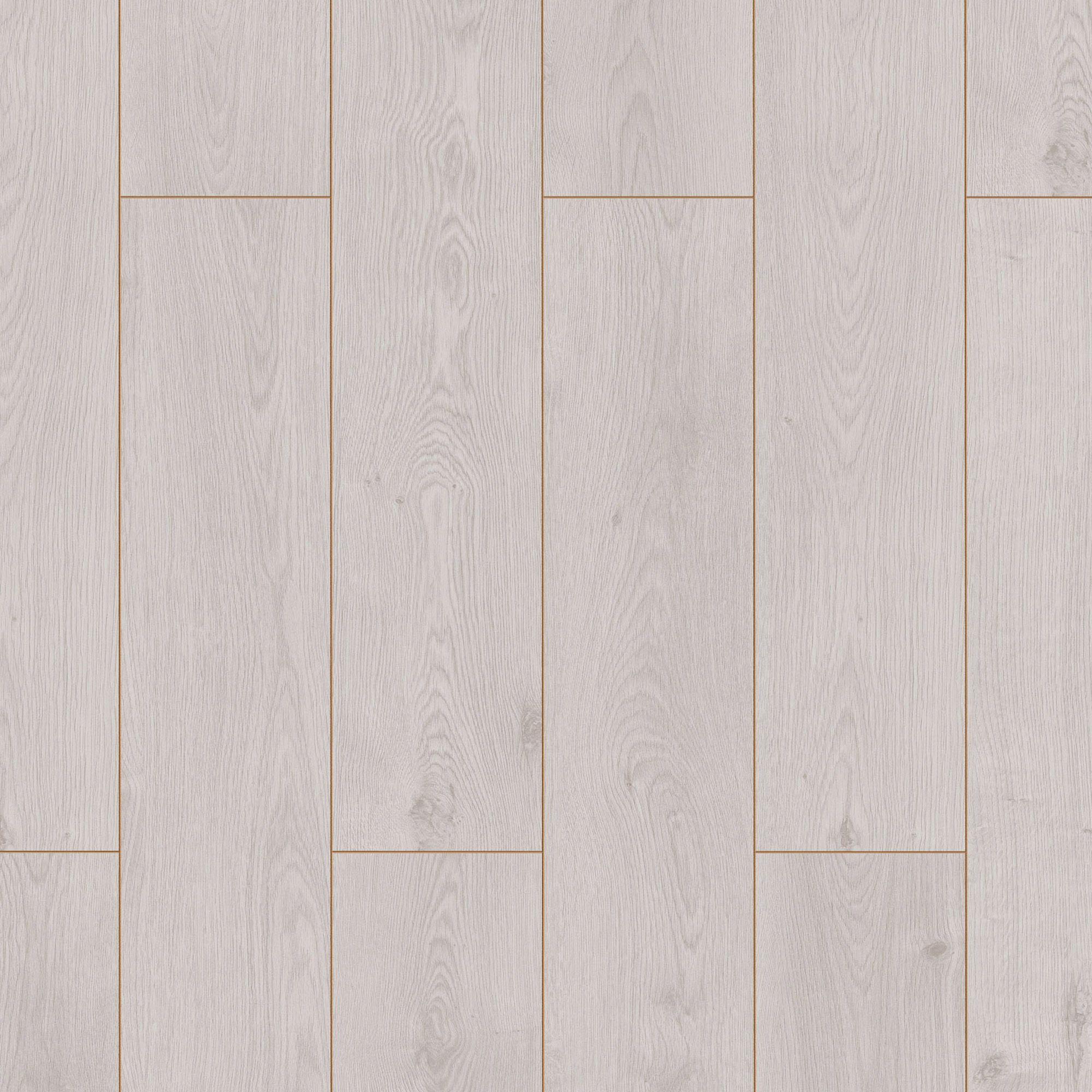Overture Arlington White Oak Effect Laminate Flooring 1 25 M² Sample Departments Diy At B Q