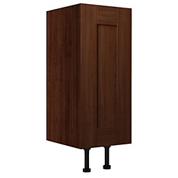Cooke & Lewis Sorella Walnut Effect Single Door