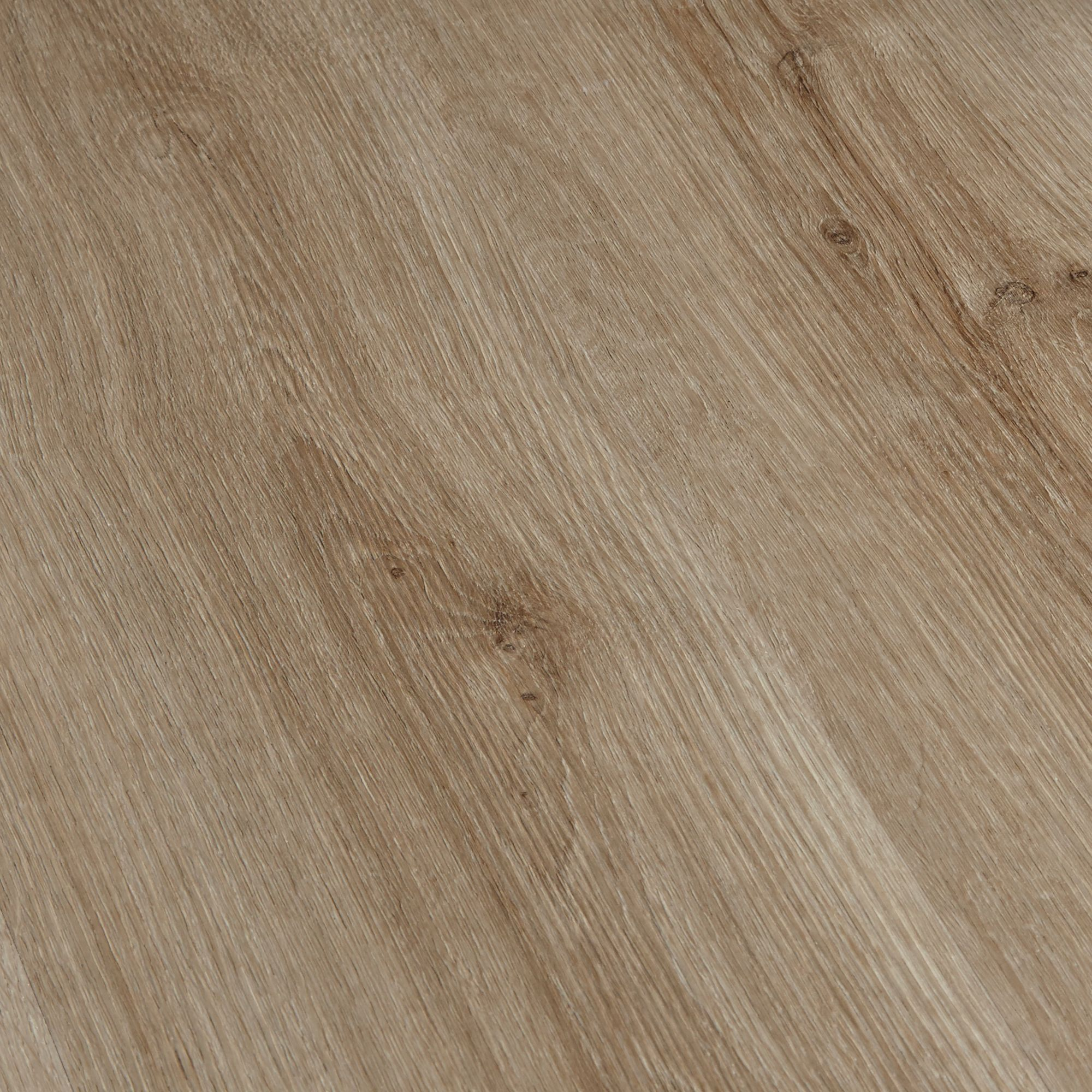 Colours Brown Natural oak effect Luxury vinyl click