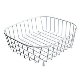 Cooke & Lewis White Basket