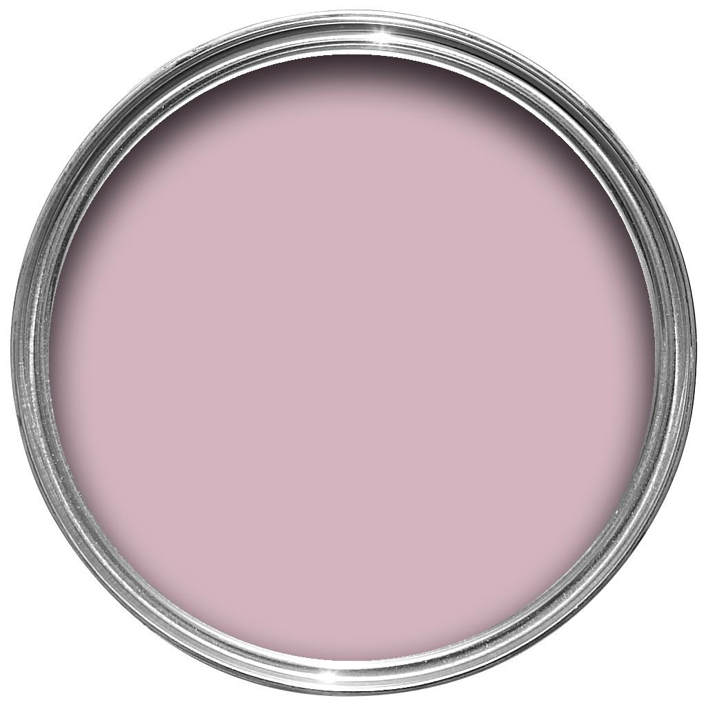 Colours Old Rose Pink Matt Emulsion Paint 0 05l Tester Pot Departments Diy At B Amp Q
