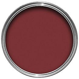 Colours Standard Classic red Matt Emulsion paint 5