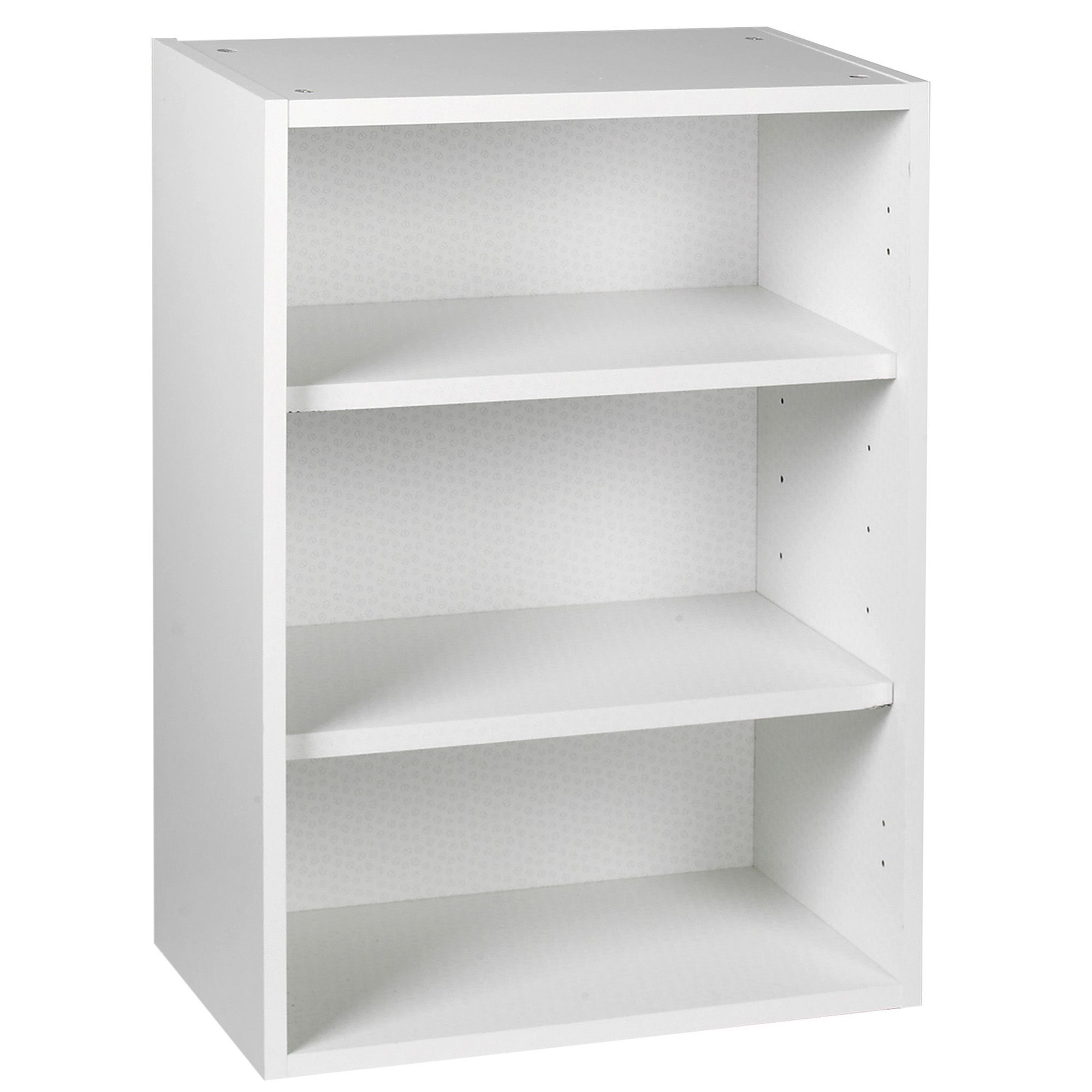 IT Kitchens White Standard Tall wall cabinet (W)600mm ...