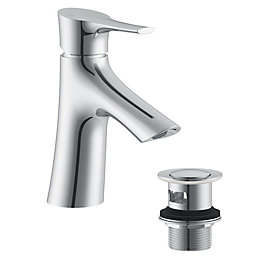 Cooke & Lewis Oceanspray 1 Lever Basin mixer