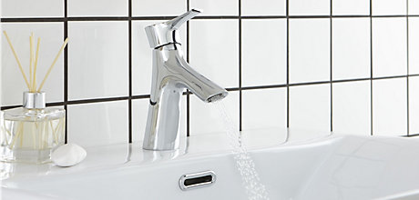 Buyer's guide to bathroom taps