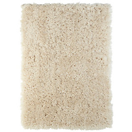 Colours Avalyon Cream Rug (L)2.3m (W)1.6m