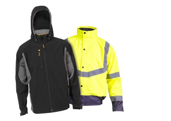 Work Jackets & Hi-Vis