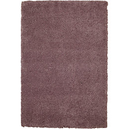 Colours Noelia Pink Rug (L)1.7m (W)1.2m