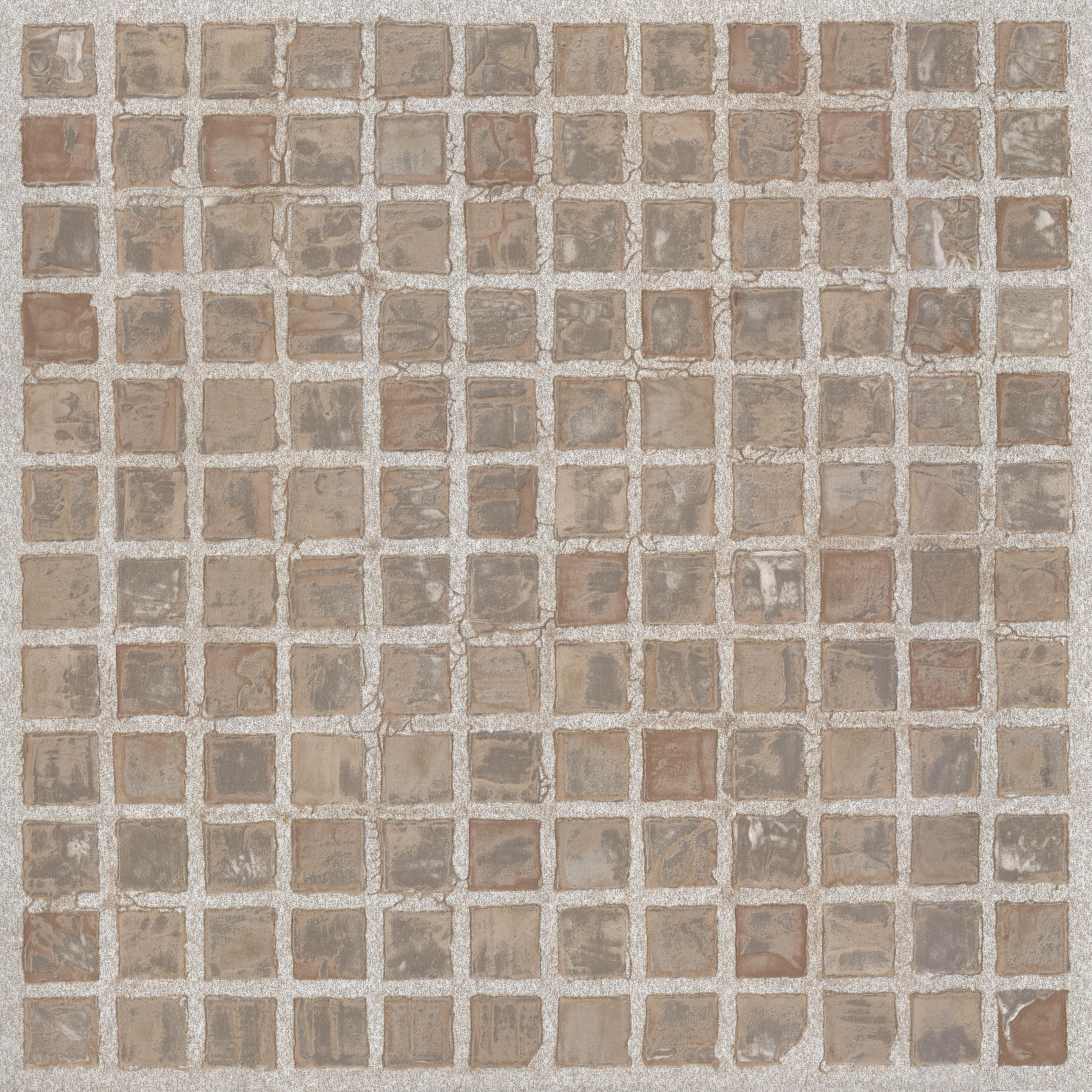 Natural Mosaic Effect Self Adhesive Vinyl Tile 1 02 M 178