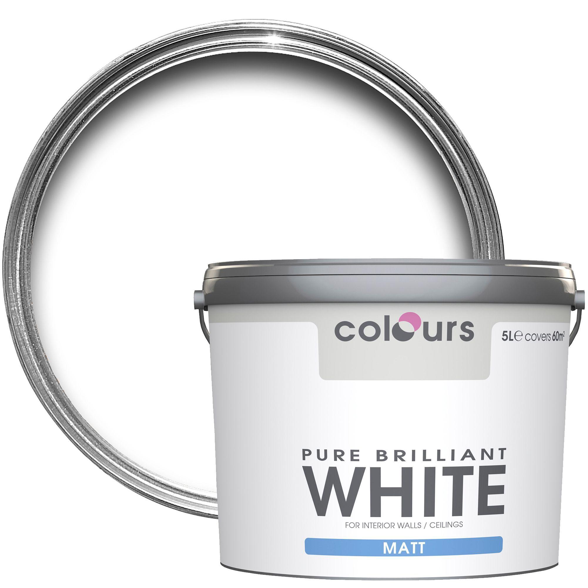 White Paint L Matt