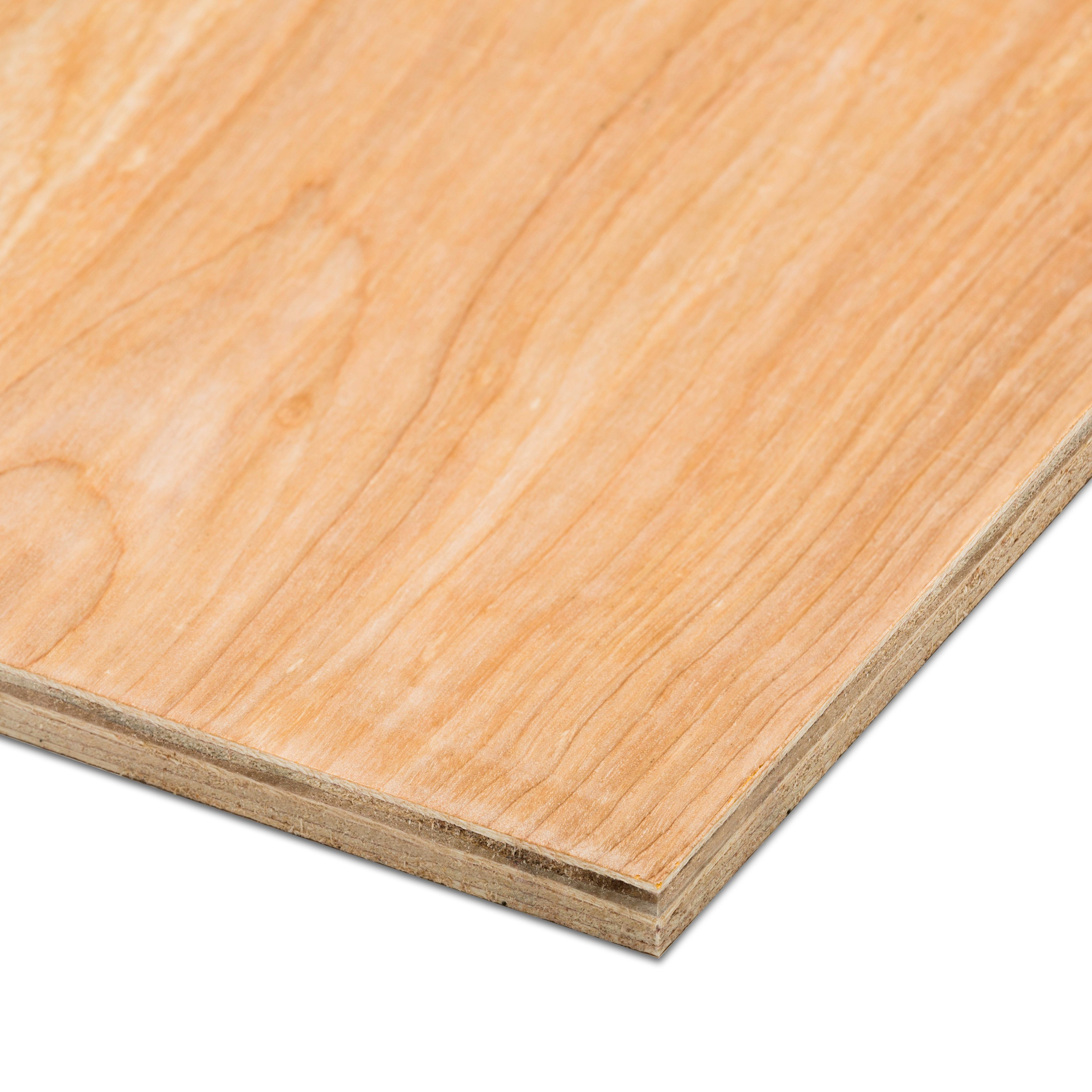 Hardwood plywood th mm w l departments