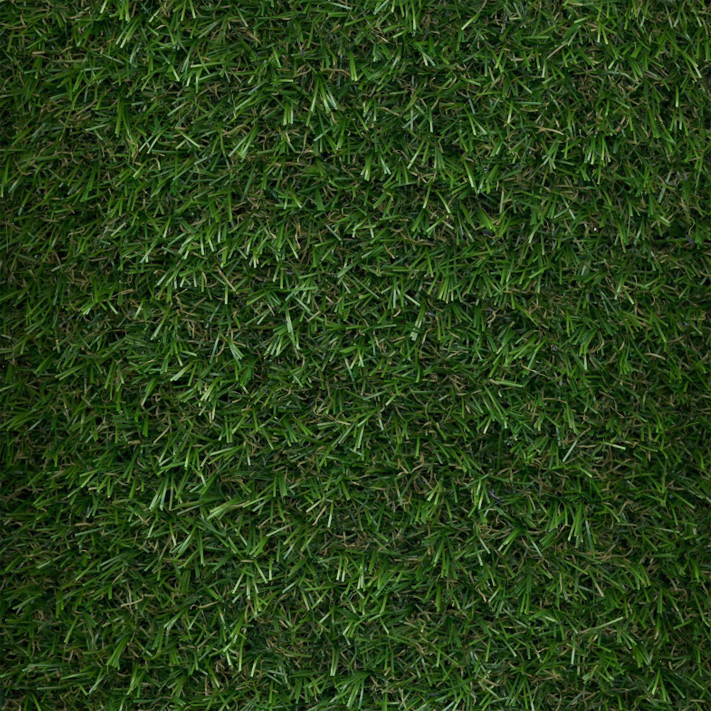 Eton Medium Density Artificial Grass W 4 M X L 1m X T 15mm Departments Diy At B Amp Q