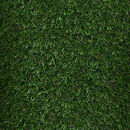 Eton Medium density Artificial grass (W)4 m x