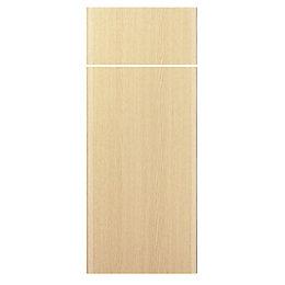 IT Kitchens Sandford Textured Oak Effect Slab Drawerline