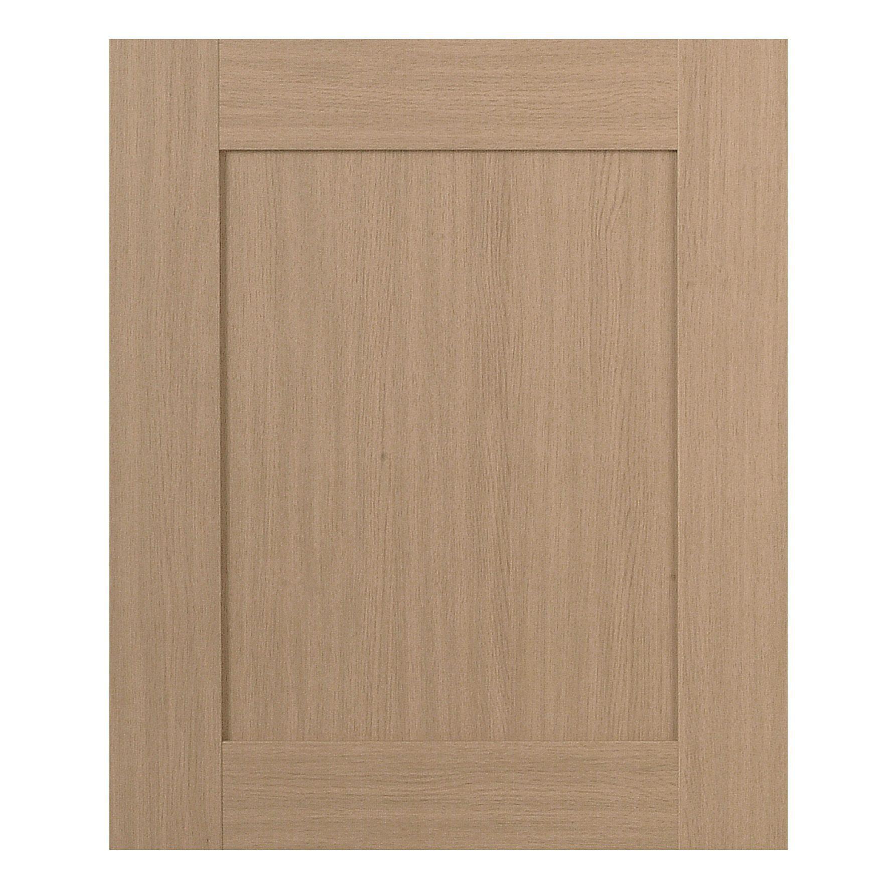 it kitchens westleigh textured oak effect shaker standard