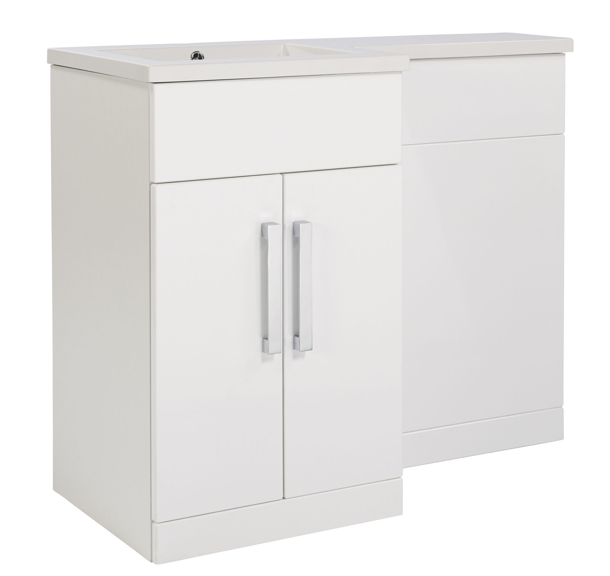 gloss gloss modular bathroom furniture collection vanity. Cooke \u0026 Lewis Ardesio Gloss White Vanity Toilet Unit | Departments DIY At B\u0026Q Modular Bathroom Furniture Collection U