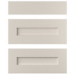 Cooke & Lewis Carisbrooke Cashmere Drawer Front (W)600mm,