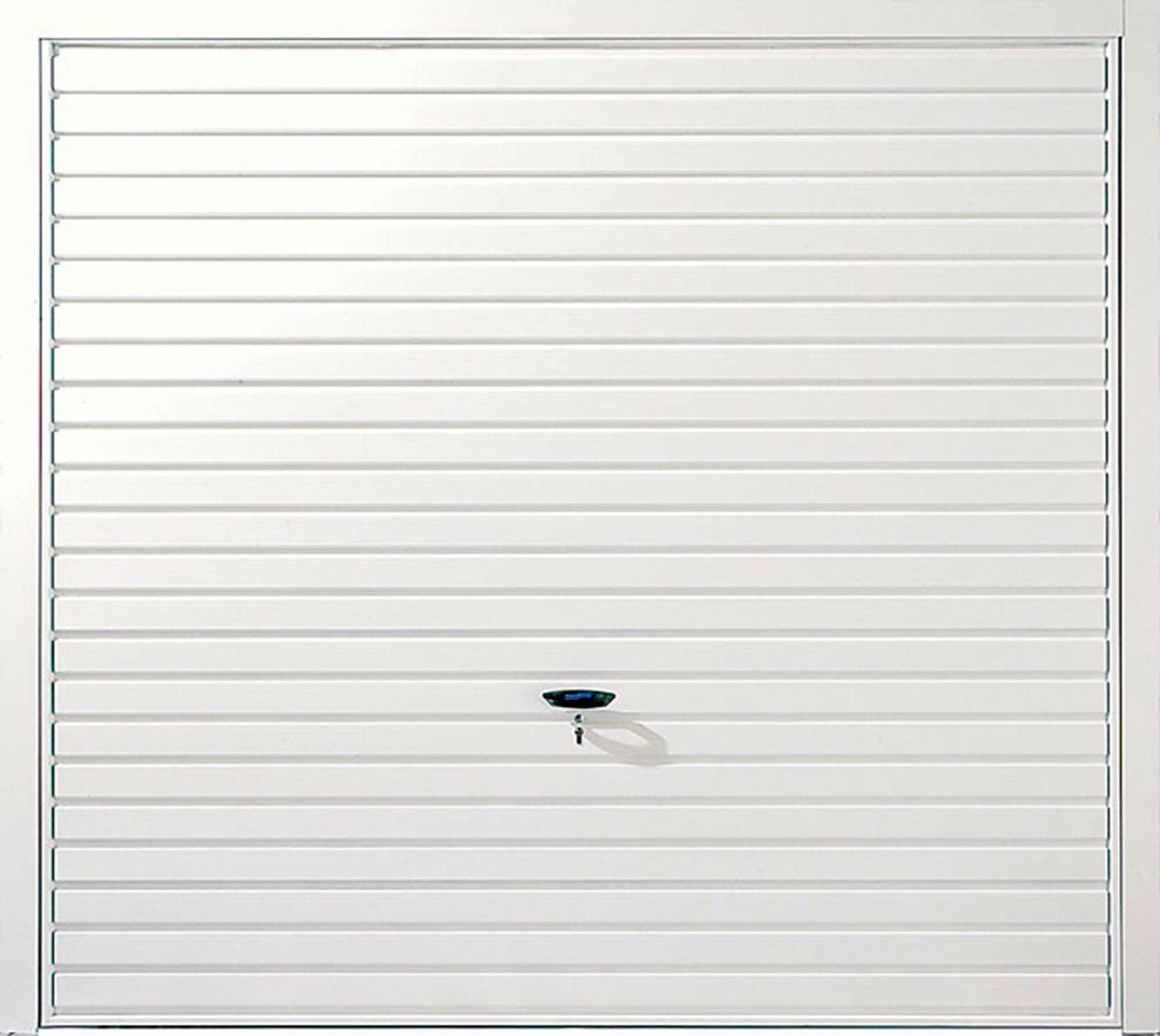 Superb Indiana Framed Retractable Garage Door, (H)2134mm (W)2134mm | Departments |  DIY At Bu0026Q