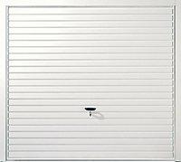 Indiana Framed Retractable Garage door, (H)2134mm (W)2134mm