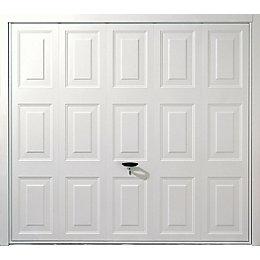 Alaska Framed Retractable Garage Door, (H)2134mm (W)2134mm